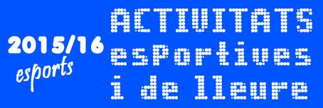 activitats esportives i de lleure