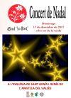 Concert de Nadal de la Coral Lo Lliri