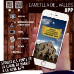Nova aplicació de l'Ajuntament de l'Ametlla del Vallès