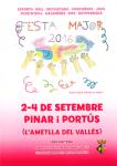 Festa Major del barri de Pinar i Portús any 2016