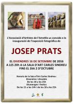 Exposició fotogràfica solidària de Josep Prats