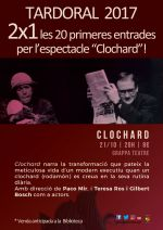 Oferta 2x1 a Clochard (Tardoral 2017)