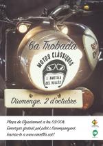 6a Trobada de Motos Clàssiques de l'Ametlla del Vallès