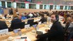 Jaume Durall representant l'Ametlla del Vallès al Parlament Europeu