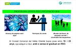 Programa Joves per l'Ocupació 2016 del Consell Comarcal del Vallès Oriental.