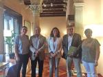 Visita a la Diputació de Barcelona (setembred de 2016)