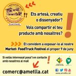 Market-Food Truck Festival l'Ametlla