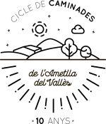 Nou logotip del Cicle de Caminades de l'Ametlla