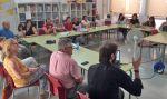 Presentació del projecte gimnàs de l'escola Bertí