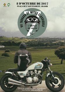 7a Trobada de Motos Clàssiques