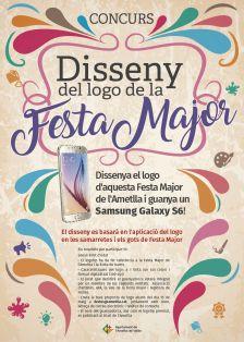 Concurs de disseny del logo de Festa Major