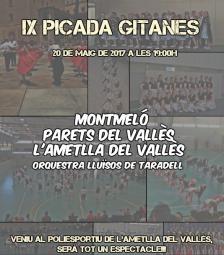 IX Picada de Gitanes