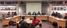 Ple de l'Ajuntament de l'Ametlla del Vallès