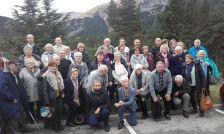 Colònies de la Gent Gran del Servei d'Esports de l'Ajuntament de l'Ametlla del Vallès