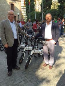 Bicicletes elèctriques per l'Ajuntament de l'Ametlla
