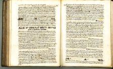 Manuscrit del segle XVIII obra de Josep Xammar