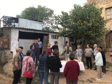 Inauguració de la vivenda social tutelada per Càritas
