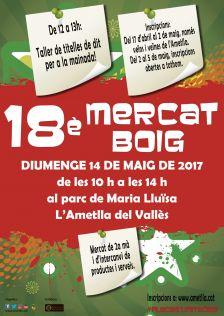 18è Mercat Boig de l'Ametlla del Vallès