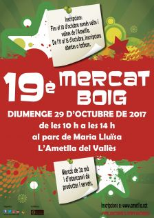 19è Mercat Boig de l'Ametlla del Vallès