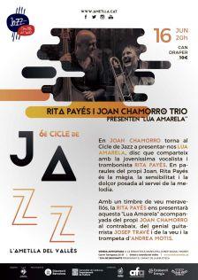 Concert de Rita Payés i Joan Chamorro Trio
