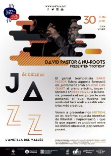 Concert de David Pastor & Nu-Roots