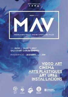 Mostra d'Arts Visuals Jove de l'Ametlla 2017