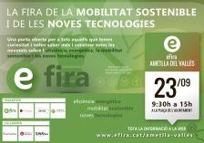 Fira de la Mobilitat Sostenible i Noves Tecnologies