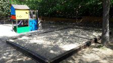 Sorral del parc infantil del Maset Nou