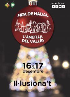 Fira de Nadal de l'Ametlla del Vallès 2017