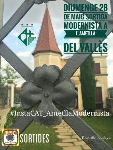 1r Concurs d'Instagram l'#AmetllaModernista