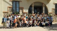 Participants en el 1r Concurs d'Instagram de les Jornades Modernistes