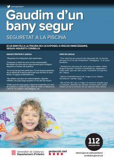 Consell seguretat piscines