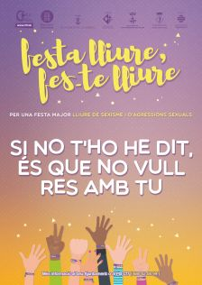 Festa lliure, fes-te lliure
