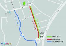 Afectació al trànsit