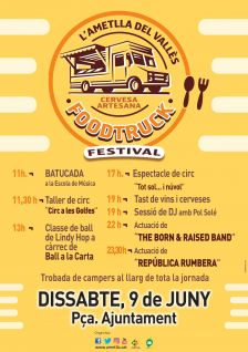 Food Truck Market Festival 2018