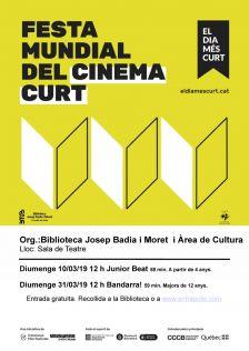 Festa Mundial del Cinema Curt a l'Ametlla del Vallès