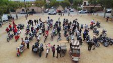 Trobada de Motos Clàssiques de l'Ametlla del Vallès 2015
