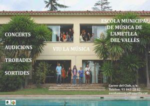 Escola de Música de l'Ametlla del Vallès