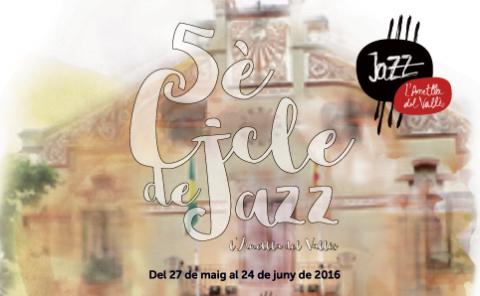 Cicle de Jazz de l'Ametlla 2016