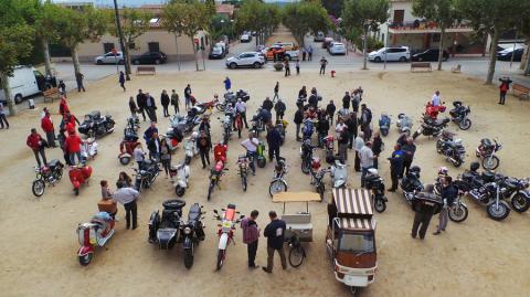5a Trobada de Motos Clàssiques de l'Ametlla del Vallès
