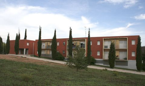 Pisos de protecció oficial en règim de lloguer a la zona del Maset Nou de l'Ametlla del Vallès