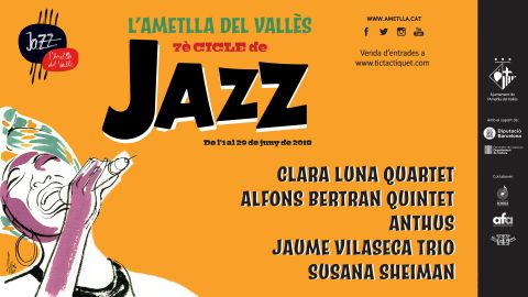 7è Cicle de Jazz de l'Ametlla