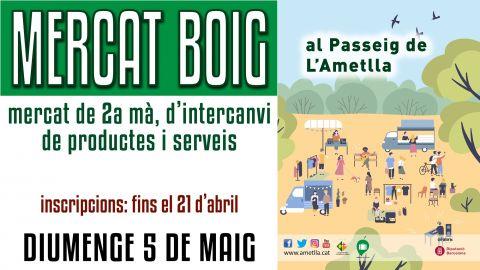 Mercat Boig primavera 2019