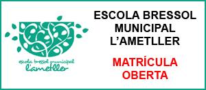 Escola Bressol Municipal Ametlla